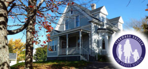 Tearmann House exterior